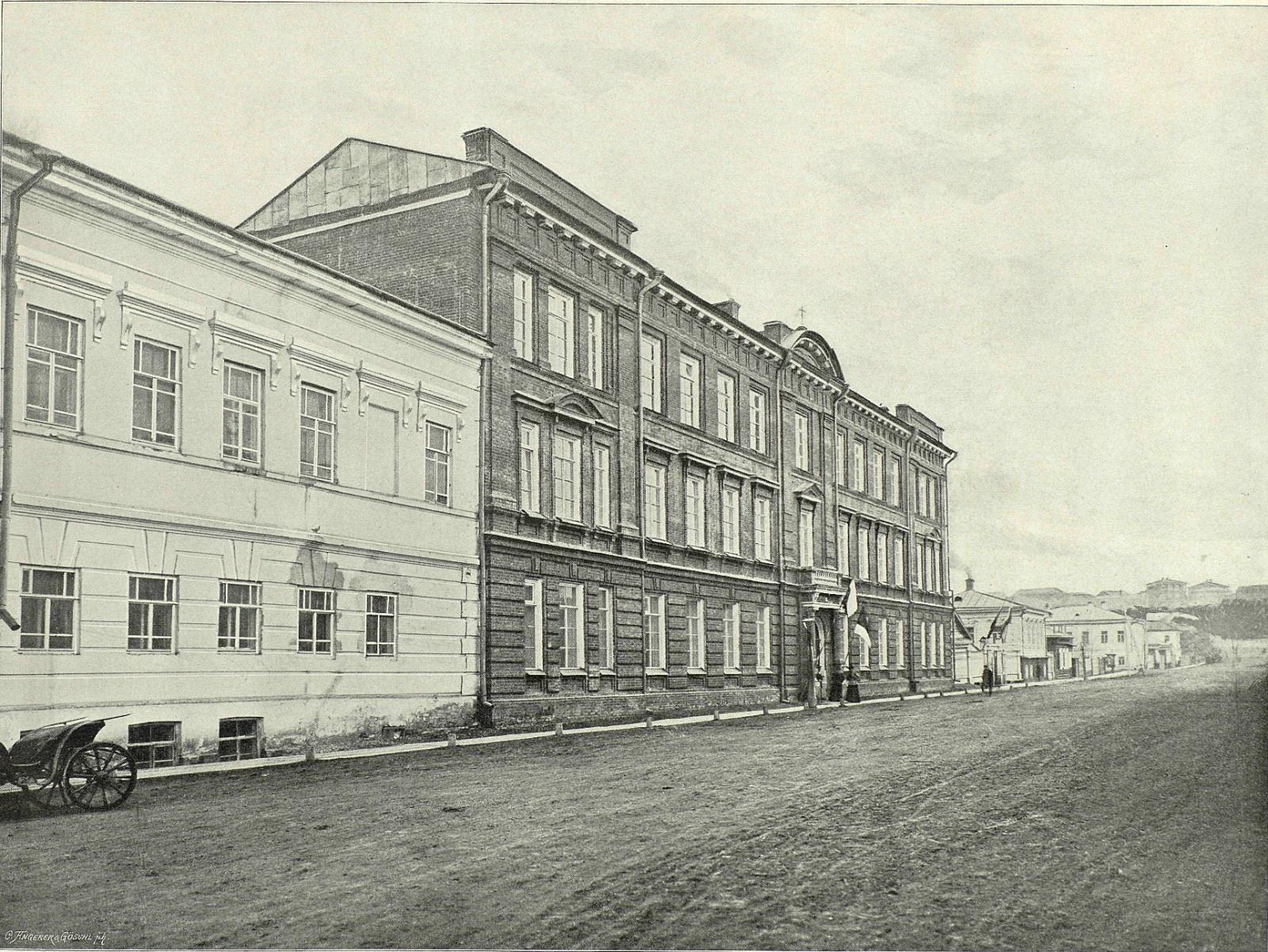 там, этой женские гимназии в россии это недорогой