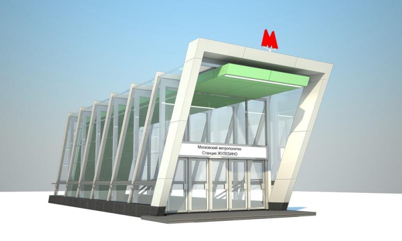 станция Жулебино