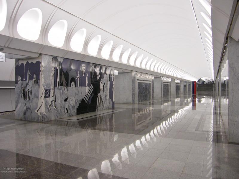 знакомство у метро алтуфьево