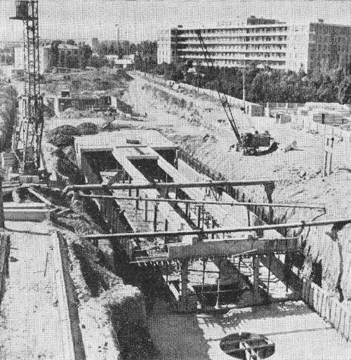 Бакинского метрополитена